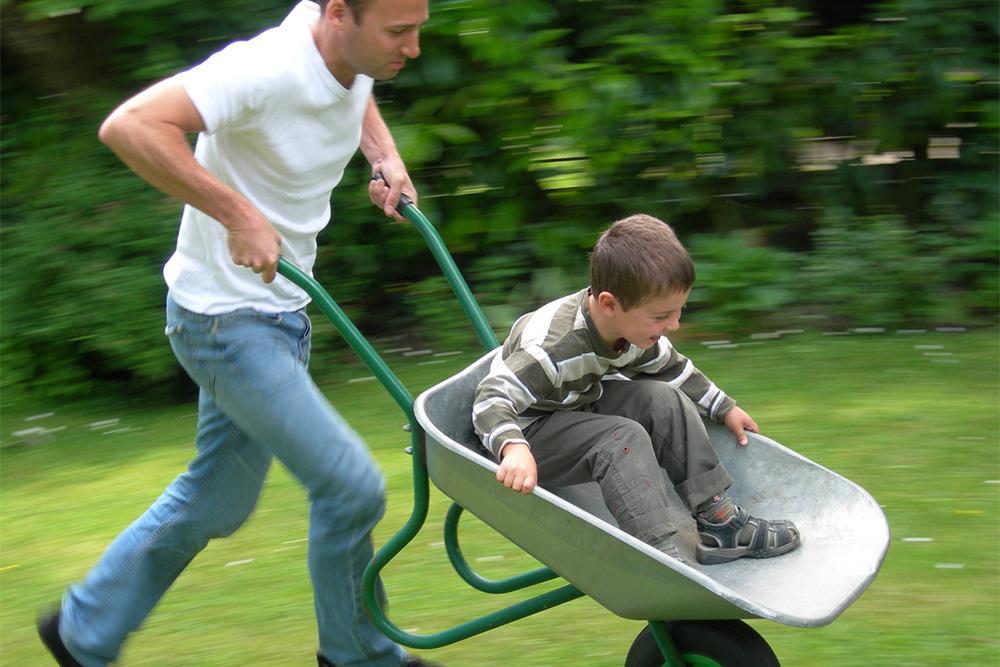 Kranke Eltern und Angehörige